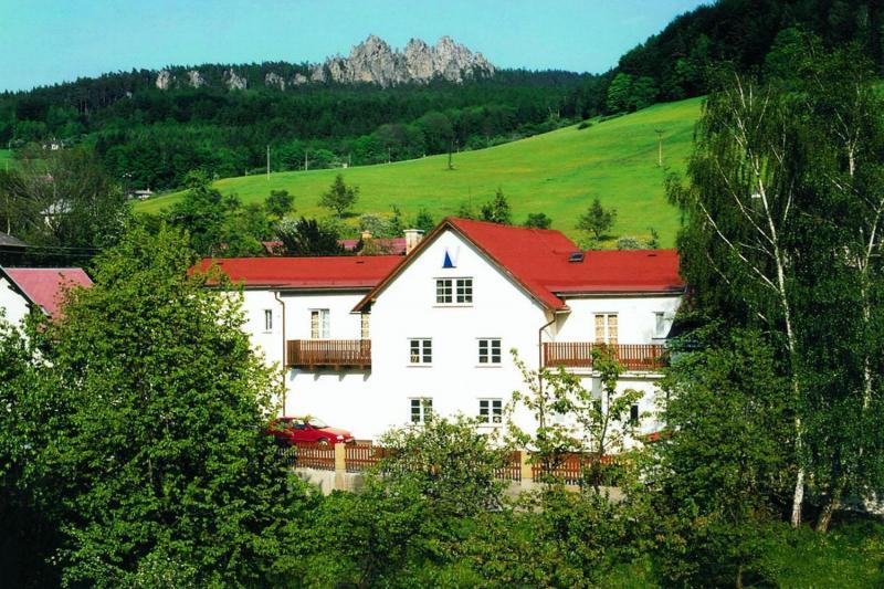 Klettersteig in het Zittauer gebergte – 696
